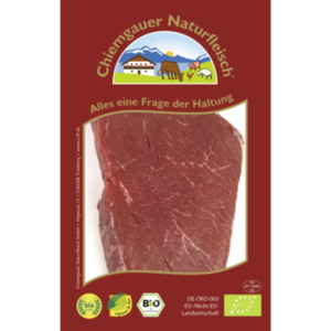 Chiemgauer Naturfleisch Rinder-Countrysteak