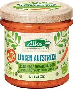 """Allos Brotaufstrich """"Hof-Gemüse"""" oder Linsenaufstrich"""