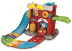 Vtech Tut Tut Baby Flitzer, Feuerwehrhaus-Set