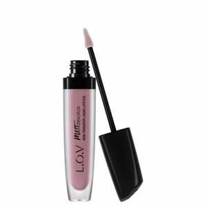 L.O.V MATTDEVOTION non-transfer liquid lipstick 761 Loyalist