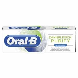 Oral-B Zahnfleisch Purify Tiefenreinigung Zahncreme 4.65 EUR/100 ml