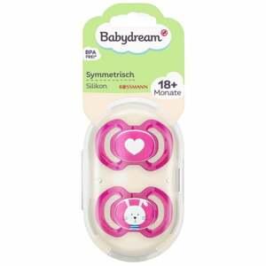 Babydream BS symmetrisch Silikon 18+ Monate Herz/Hase
