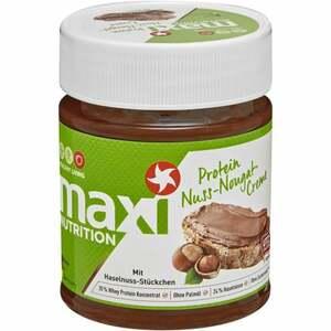 MaxiNutrition Protein Nuss-Nougat-Creme 1.80 EUR/100 g