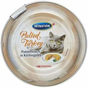 Winston Pulled Turkey Putenfleisch in Kürbisgelée 0.93 EUR/100 g