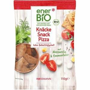 enerBiO Knäcke Snack Pizza 1.23 EUR/100 g
