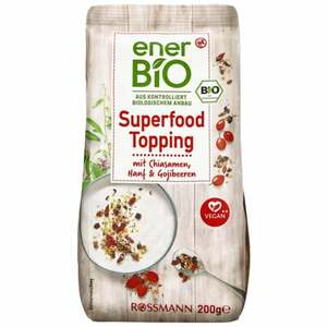 enerBiO Superfood Topping 1.40 EUR/100 g