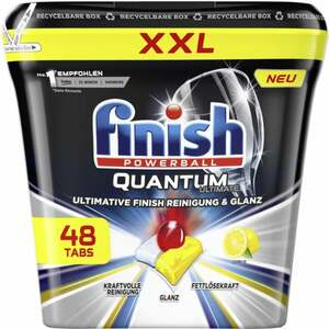 Finish Powerball QUANTUM ULTIMATE Citrus Tabs XXL