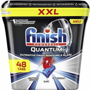 Finish Powerball QUANTUM ULTIMATE Tabs XXL