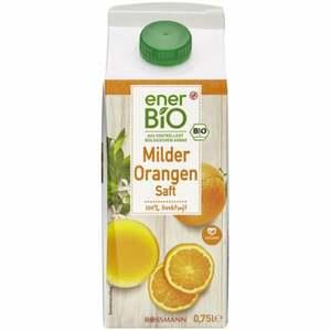 enerBiO Milder Orangensaft 2.12 EUR/1 l