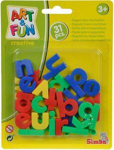 Magnetbuchstaben - klein - 31tlg.