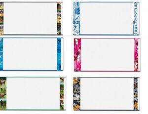 Herma Buchschoner 54 x 26,7 cm verschiedene Motive