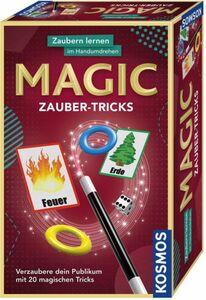 Zaubertricks - Mitbringexperimente