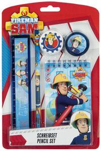 Feuerwehrmann Sam - Schreibset - 5-teilig