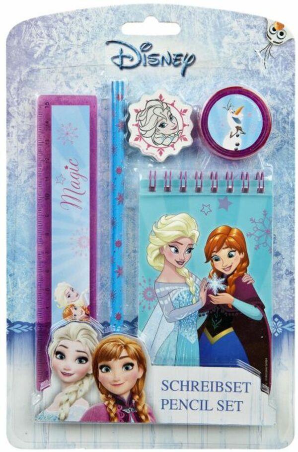 Die Eiskönigin - Schreibset - 5-teilig