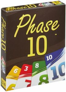 Phase 10 - Mattel