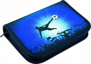 Federmäppchen - Motiv Fußball - 50teilig