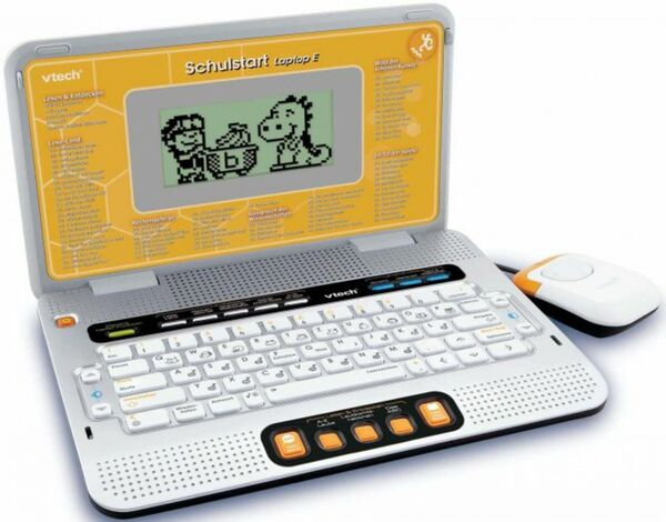 Schulstart Laptop E VTech