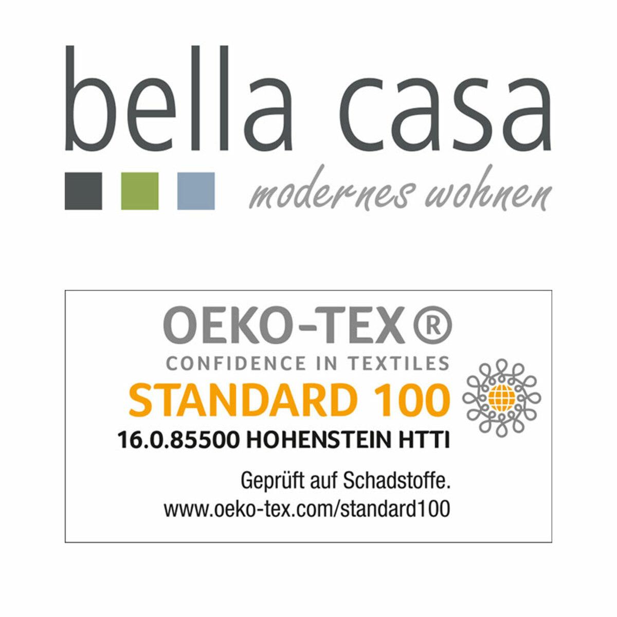 Bild 2 von Bella Casa XL-Designläufer, ca. 80 x 190 cm, Lavendel Herz/Home beige/lila