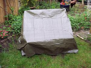 Grasekamp Universalplane leicht - Größe 6x8m