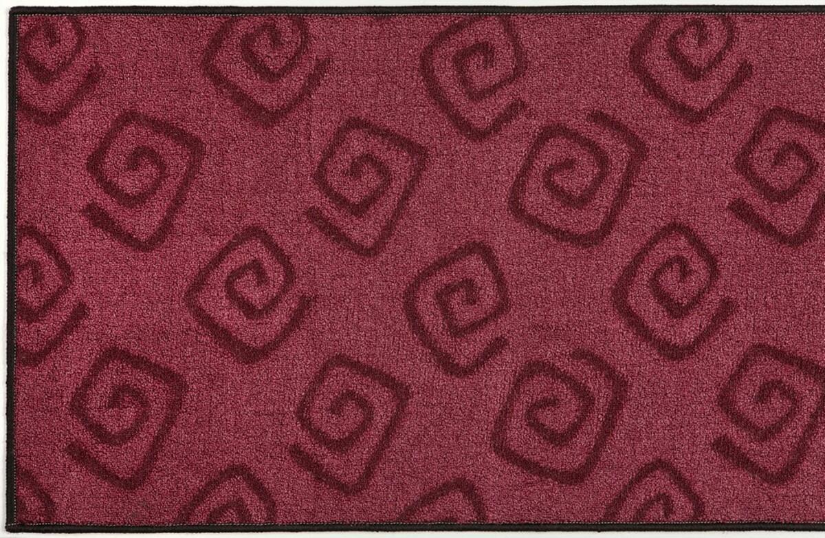 Bild 2 von Bella Casa 3D-Druck-Teppichläufer Relief Berry