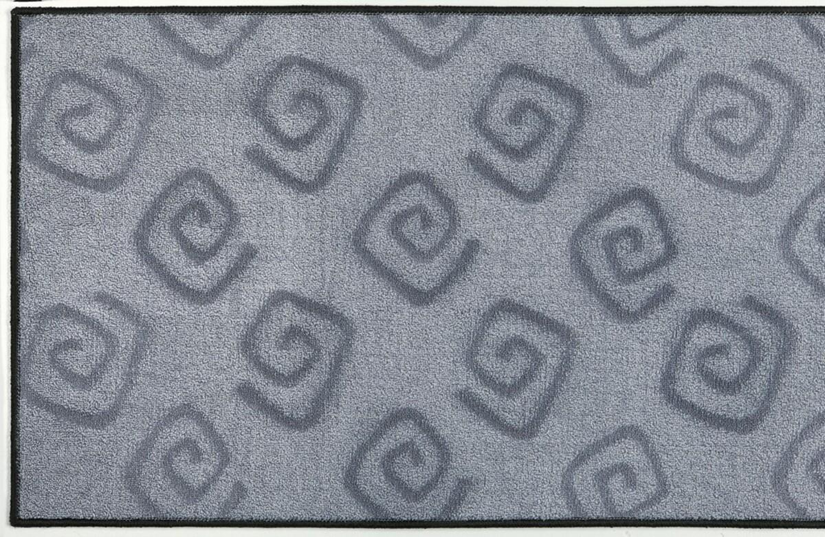 Bild 2 von Bella Casa 3D-Druck-Teppichläufer Relief Titan