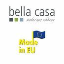Bild 2 von Bella Casa 3D-Druck-Teppichläufer Relief Anthrazit