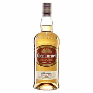 Glen Turner Heritage Single Malt Whisky 40% Vol., jede 0,7-l-Flasche