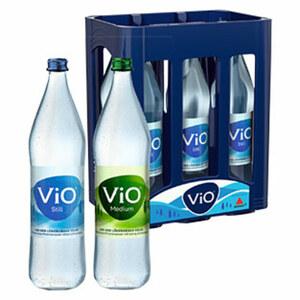 Vio Medium oder Still 6 x 1 Liter
