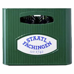 Staatlich Fachingen Heilwasser oder Medium 12 x  0,75 Liter