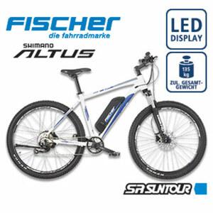 E-Mountainbike Montis 2.0 27,5er - Fahrunterstützung bis ca. 25 km/h - Li-Ionen-Akku mit hochwertigen Markenzellen 48 V/8,8 Ah, 422 Wh - Reichweite: bis ca. 120 km (je nach Fahrweise) - wartungsfrei