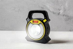 I-Glow Akku-COB-LED-Arbeitsleuchte