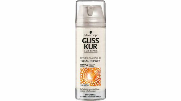 Schwarzkopf GLISS KUR Reflex-Glanz-Kur Total Repair