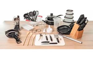 Küchenstarter-Set 80-teilig