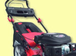 Trike-Benzin-Rasenmäher »4 in 1«