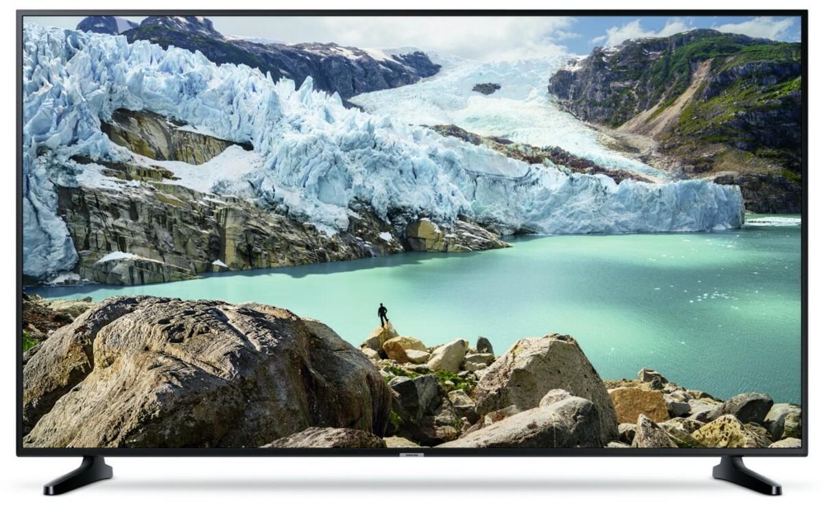Bild 1 von Samsung 4K Ultra HD LED 125 cm (50 Zoll) UE50RU7099 UHD Smart TV, Triple Tuner, HDR10+