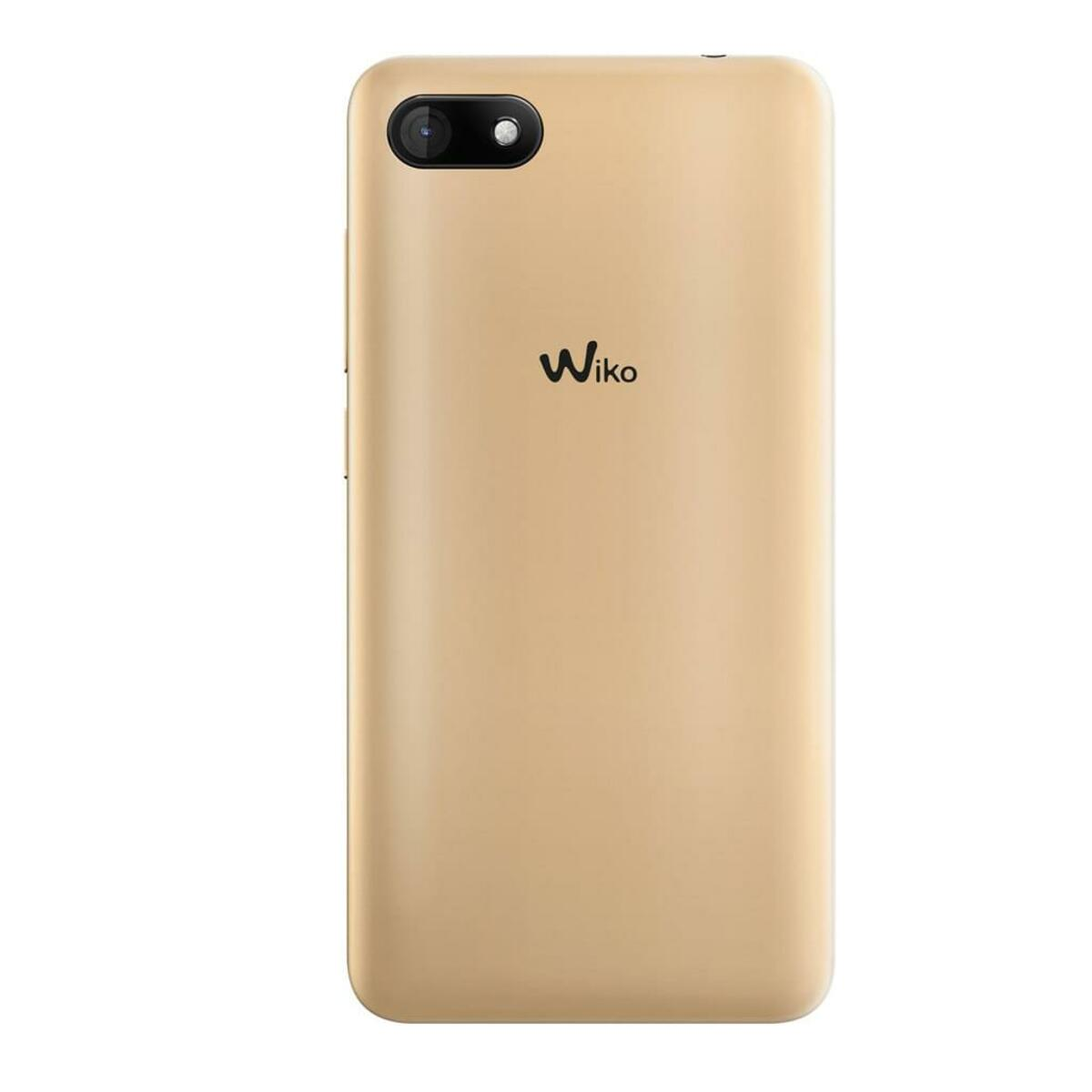 Bild 3 von Wiko Sunny3 Dual-SIM gold, Farbe:Gold