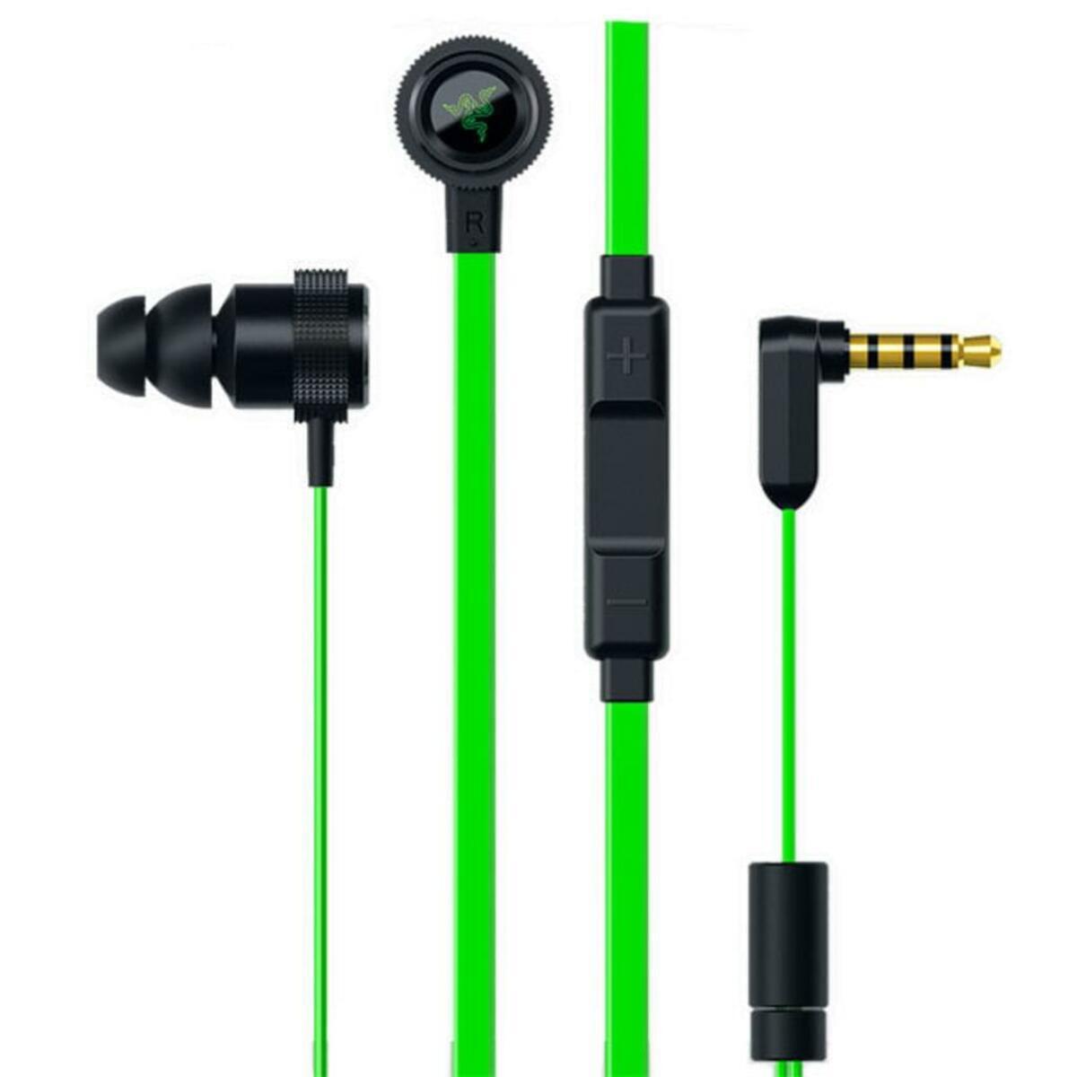 Bild 2 von Razer Hammerhead Pro V2 In Ear Headset 1,3m Kabel 10mm Treiber Fernbedienung