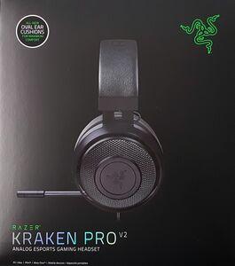 Razer Kraken Pro V2 Oval Ears Black