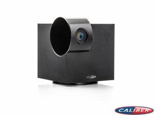 Caliber Smart Home App gesteuerte 2 MP 1080p HD WiFi Kamera HWC202PT, Tuya kompatibel