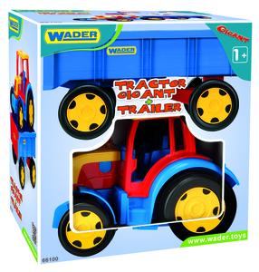 GIGANT Traktor mit Anhänger
