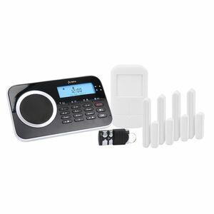 OLYMPIA Protect 9761 GSM Haus Alarmanlage Funk Alarmsystem mit App