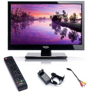 XORO HD LED TV 40cm (15,6 Zoll) HTL1546, Triple Tuner, Farbe: Schwarz