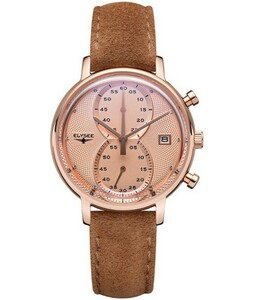 Elysee Damenuhr Minos Lady Chronograph 83824