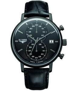 Elysee Herrenuhr Classic Minos Chronograph 83822