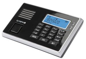 OLYMPIA Protect 9030 Drahtloses GSM Alarmanlagen-Set mit 2 Tür-/Fensterkontakten