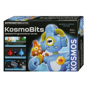 KOSMOS Experimentierkästen KosmoBits, Experimentierkasten, Experimente, Programmieren lernen, ab 10 Jahren, 620141