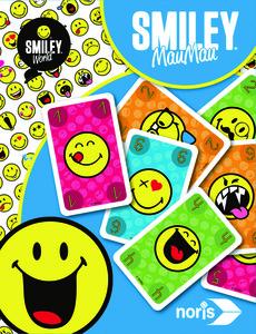 Noris Spiele Smiley - Mau Mau; 606261570