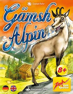 Noris Spiele Gämsh Alpin; 601105105