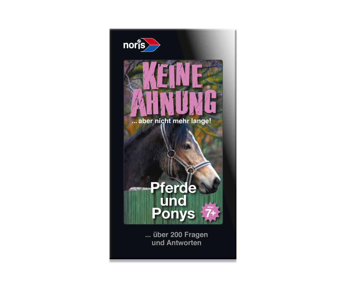 Bild 1 von Noris Spiele Wissensfächer 7-12 Jahre Pferde; 606011152