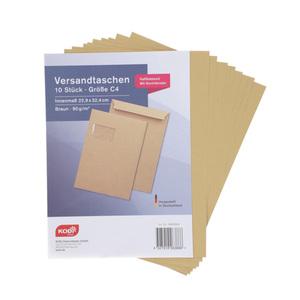 KODi Basic Versandtaschen C4 10 Stück